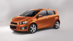 Nuova Chevrolet Sonic/Aveo - Immagine: 22