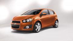 Nuova Chevrolet Sonic/Aveo - Immagine: 23