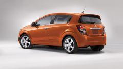 Nuova Chevrolet Sonic/Aveo - Immagine: 24