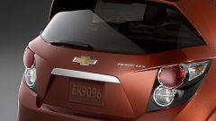 Nuova Chevrolet Sonic/Aveo - Immagine: 16