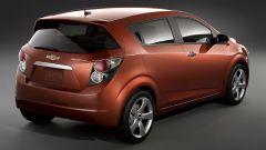 Nuova Chevrolet Sonic/Aveo - Immagine: 15