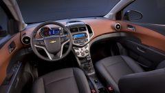 Nuova Chevrolet Sonic/Aveo - Immagine: 27