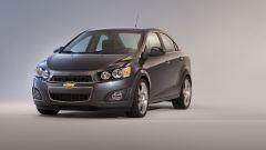 Nuova Chevrolet Sonic/Aveo - Immagine: 1