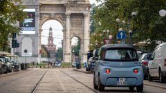 Nuova Citroen AMI 100% electric: si può guidare con patente AM
