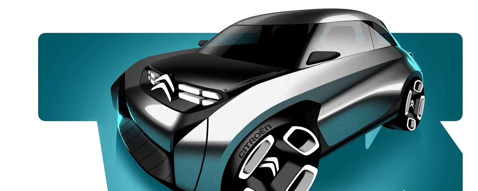Nuova Citroen C1: in futuro sarà (solo?) elettrica