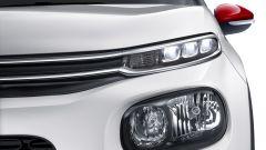 Nuova Citroen C3 2016: i fari