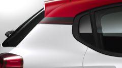 Nuova Citroen C3 2016: il tetto può essere nero, rosso o bianco