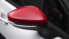 Nuova Citroen C3 2016: le calotte specchi colorate