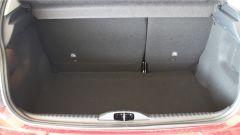 Nuova Citroen C3 2017 - il bagagliaio da 300 litri