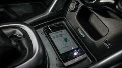 Nuova Citroen C3 Aircross 2017: la ricarica wireless per lo smartphone
