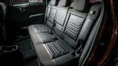 Nuova Citroen C3 Aircross: i sedili posteriori scorrevoli