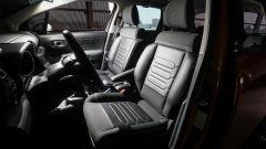Nuova Citroen C3 Aircross: il posto guida