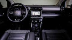 Nuova Citroen C3 Aircross: l'abitacolo