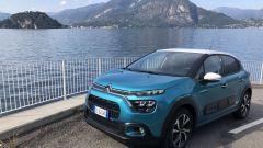 Nuova Citroen C3: primo contatto sulle strade del lago di Como
