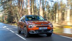 Nuova Citroen C4 2021: motori benzina, diesel ed elettrico