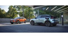 Nuova Citroen C4: benzina, diesel e 100% elettrica