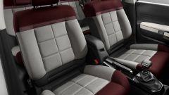Nuova Citroen C4 Cactus, sedili Advanced Comfort