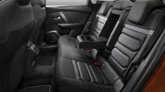 Nuova Citroen C4: l'abitacolo posteriore