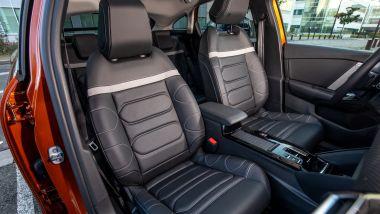 Nuova Citroen C4: sedili Advanced Comfort per un vero piacere di stare a bordo