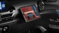 Nuova Citroen C4: Smart Pad Support Citroën