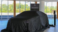 Nuova Citroën C5 X: appena prima di essere svelata alla stampa