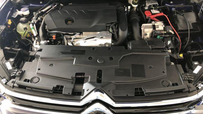 Nuova Citroen C5 X: il motore plug-in hybrid da 225 CV e 50 km a zero emissioni