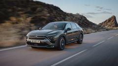 Nuova Citroën C5 X: punta forte su design e comfort