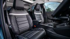Nuova Citroen e-C4: i comodi sedili Advanced Comfort