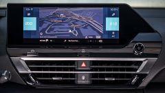Nuova Citroen e-C4: il touchpad da 10