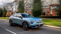 Citroen e-C4 2021: prova video della nuova auto elettrica