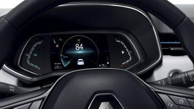 Nuova Clio E-Tech, il cockpit digitale
