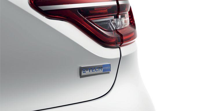 Nuova Clio E-Tech, prezzi da 21.950 euro