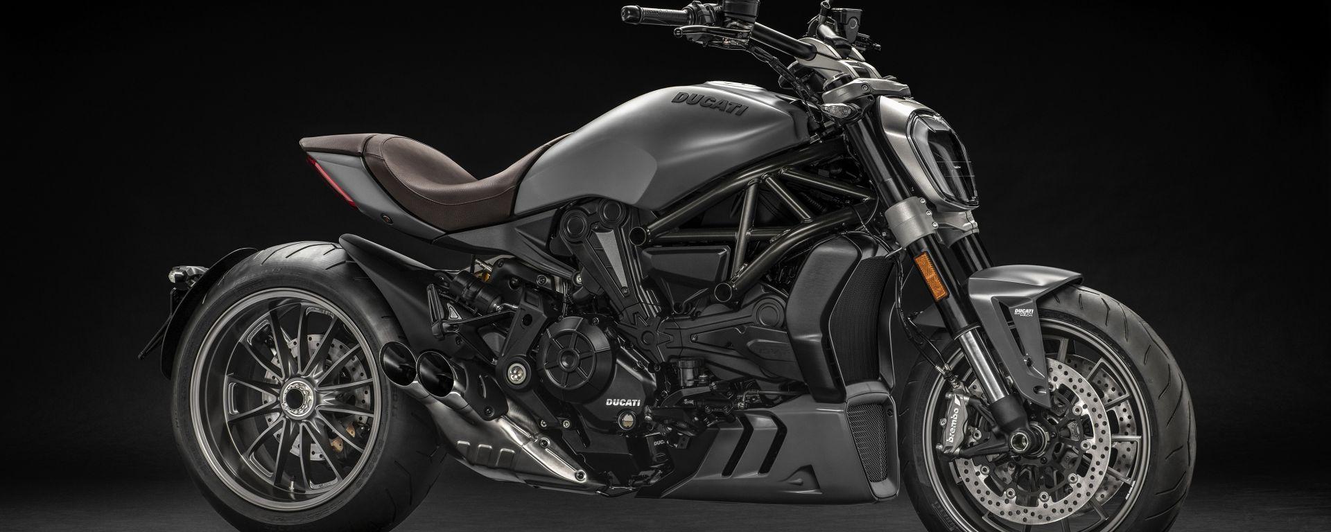 Nuova colorazione per la Ducati XDiavel 2019