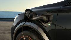 Nuova Cupra Formentor e-Hybrid 204 CV: la presa di ricarica