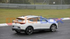 Nuova Cupra Formentor: pizzicato al Nurburgring durante i collaudi del motore
