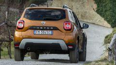 Nuova Dacia Duster 2018: cambiano le luci di coda