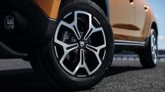 Nuova Dacia Duster 2018: dettaglio del cerchio