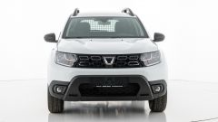 Nuova Dacia Duster 2018: eccola in versione van - Immagine: 8