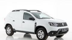 Nuova Dacia Duster 2018: eccola in versione van - Immagine: 9