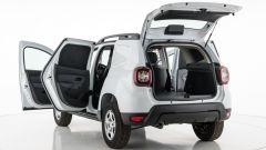 Nuova Dacia Duster 2018: eccola in versione van - Immagine: 10
