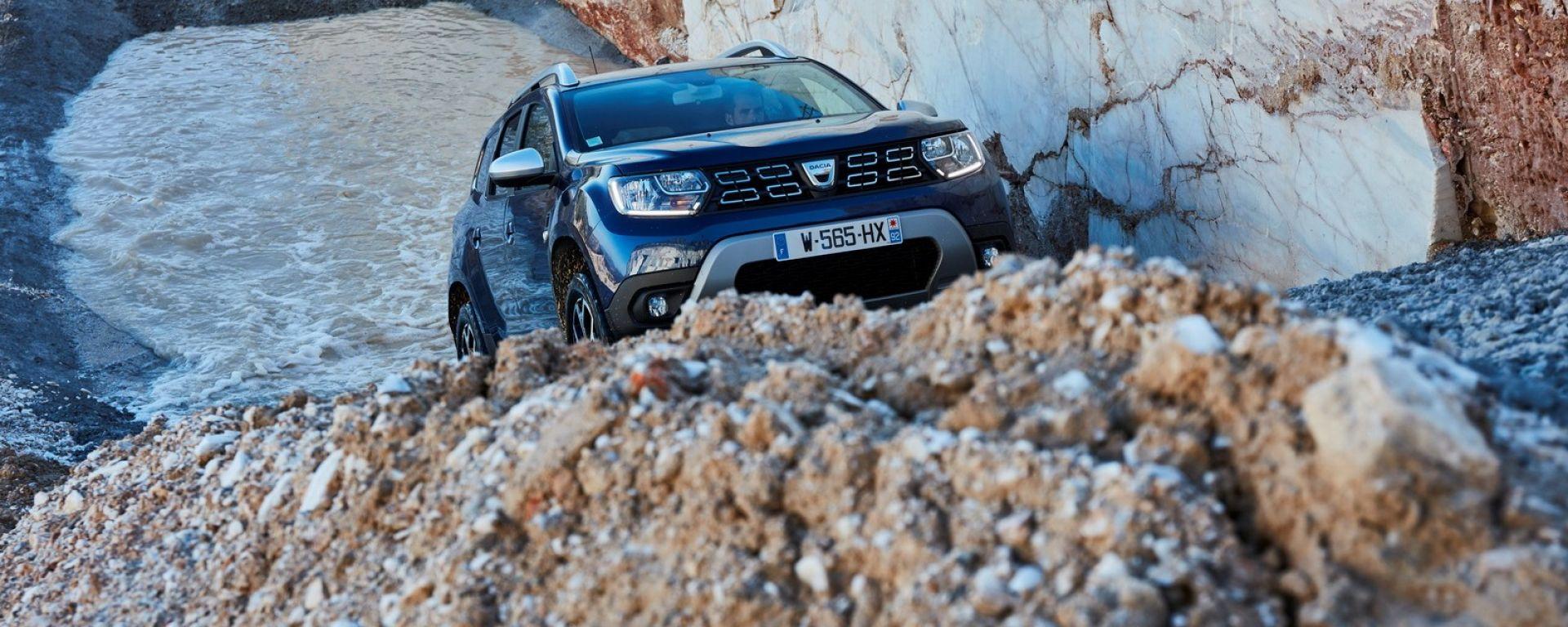 Nuova Dacia Duster 2018: foto, video e caratteristiche