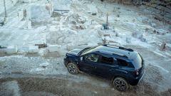 Nuova Dacia Duster 2018 in fuoristrada