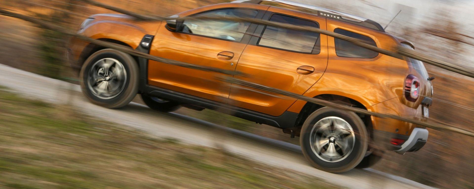 Nuova Dacia Duster 2018: la prova su strada (e fuori)