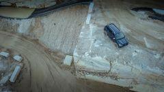 Nuova Dacia Duster 2018: percorso di prova offroad