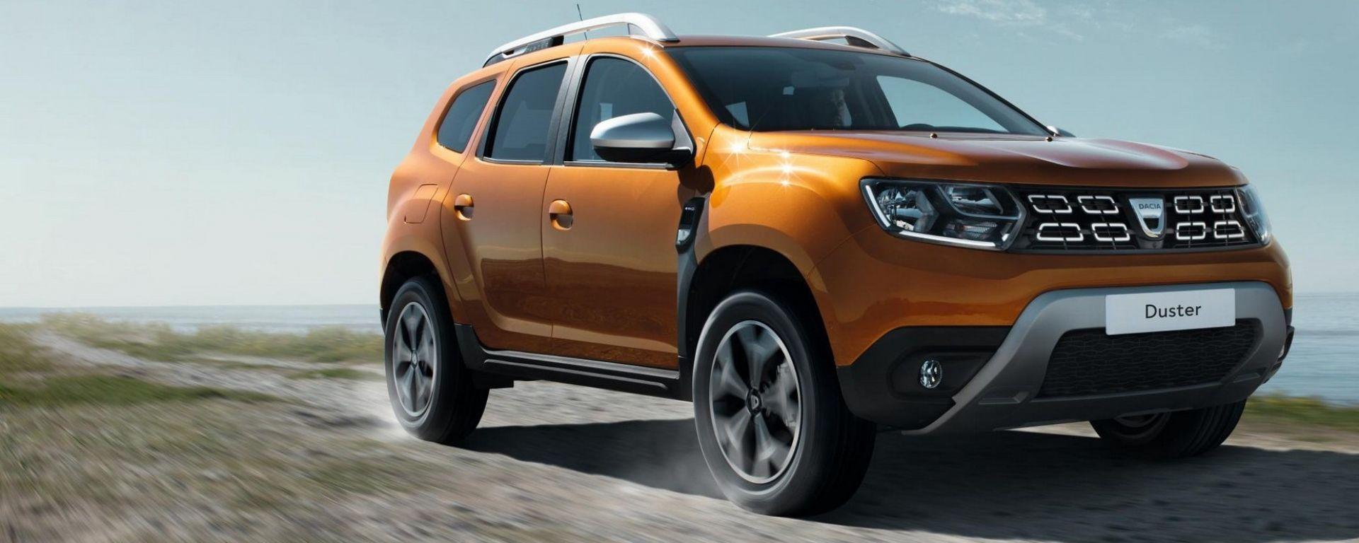 Nuova Dacia Duster, arriverà nel 2018: ecco cosa sappiamo già