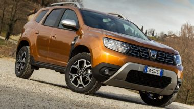 dacia duster una nuova versione premium per il 2019 motorbox. Black Bedroom Furniture Sets. Home Design Ideas