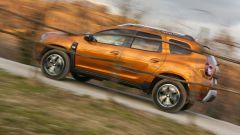 Nuova Dacia Duster, ora anche a GPL
