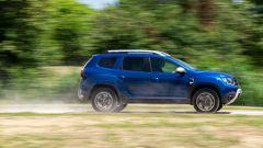 Nuova Dacia Duster TCe 100 ECO-G, 100 cv di potenza