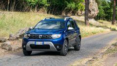 Nuova Dacia Duster TCe 100 ECO-G, 270 Nm di coppia motrice