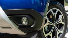Nuova Dacia Duster TCe 100 ECO-G, i cerchi in lega